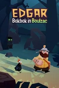 Okładka Edgar: Bokbok in Boulzac (Switch)