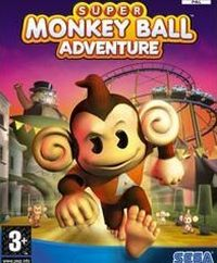 Okładka Super Monkey Ball Adventure (GCN)