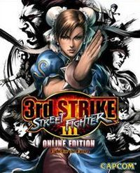Game Box for Street Fighter III: Third Strike Online Edition (PS3)