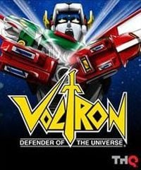 Game Box for Voltron: Defender of the Universe (X360)