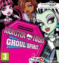 Okładka Monster High Ghoul Spirit (NDS)