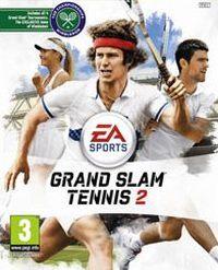 Okładka Grand Slam Tennis 2 (PS3)