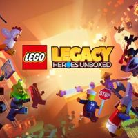 Game Box for LEGO Legacy: Heroes Unboxed (PC)