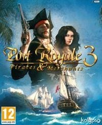 Game Box for Port Royale 3: Pirates & Merchants (PC)