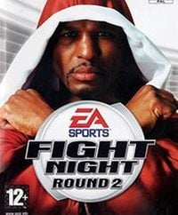 Game Box for Fight Night Round 2 (PS2)