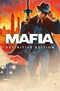 Okładka Mafia: Definitive Edition (PC)
