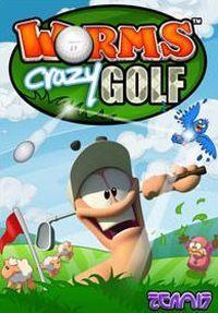 Okładka Worms Crazy Golf (PC)