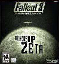 Fallout 3: Mothership Zeta (PC cover