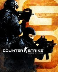 Okładka Counter-Strike: Global Offensive (PC)
