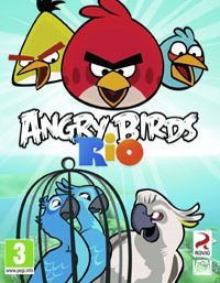 Game Box for Angry Birds Rio (AND)