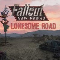 Game Box for Fallout: New Vegas - Lonesome Road (PC)