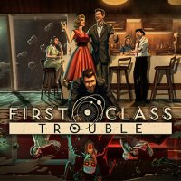 First Class Trouble (PC cover