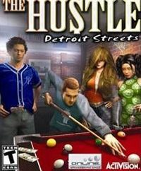 Game Box for The Hustle: Detroit Streets (XBOX)