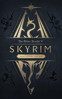 Okładka The Elder Scrolls V: Skyrim Anniversary Edition (PC)