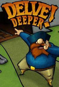 Okładka Delve Deeper (X360)