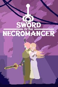 Game Box for Sword of the Necromancer (PC)