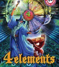 Okładka 4 Elements (PC)