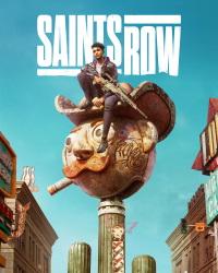 Saints Row (PC cover