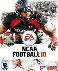 Okładka NCAA Football 10 (PS2)