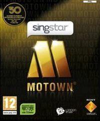 Okładka Singstar Motown (PS2)