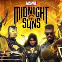 Okładka Marvel's Midnight Suns (PS4)