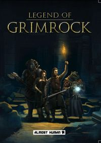 Okładka Legend of Grimrock (PC)