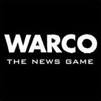 Okładka WARCO: The News Game (X360)