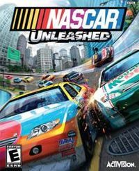 Game Box for NASCAR Unleashed (Wii)