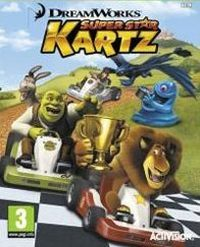 Okładka DreamWorks Super Star Kartz (PS3)