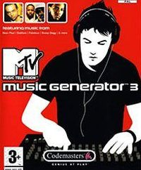 Game Box for MTV Music Generator 3: This is the Remix (PS2)