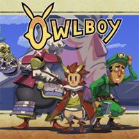 Game Box for Owlboy (PS4)