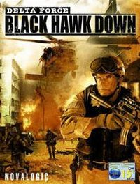 Okładka Delta Force: Black Hawk Down (PC)