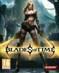 Game Box for Blades of Time (Switch)