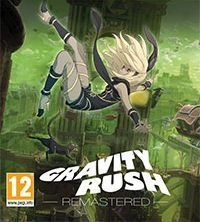 Game Box for Gravity Rush (PSV)