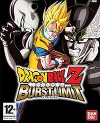 Dragon Ball Z: Burst Limit cover
