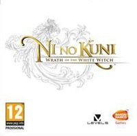 Game Box for Ni No Kuni: Wrath of the White Witch (NDS)