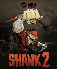 Game Box for Shank 2 (PC)