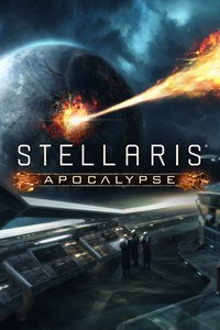 Okładka Stellaris: Apocalypse (PC)