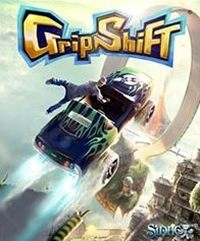 Okładka GripShift (X360)