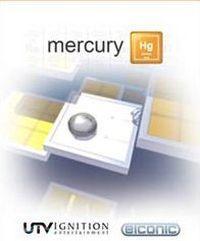 Okładka Mercury Hg (PS3)