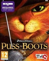 Game Box for Puss in Boots (X360)