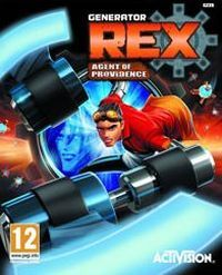 Game Box for Generator Rex: Agent of Providence (NDS)