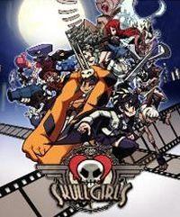Okładka Skullgirls (PC)