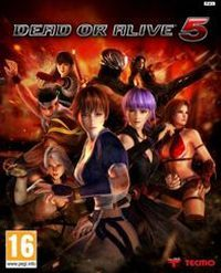 Game Box for Dead or Alive 5 (X360)