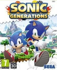 Game Box for Sonic Generations (PC)