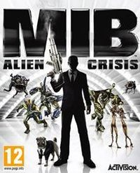 Okładka Men In Black: Alien Crisis (X360)