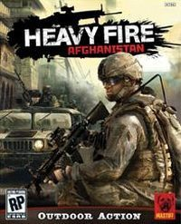 Game Box for Heavy Fire: Afghanistan (PC)