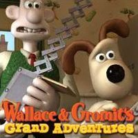 Okładka Wallace & Gromit's Grand Adventures (PC)