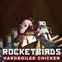 Okładka Rocketbirds: Hardboiled Chicken (PS3)