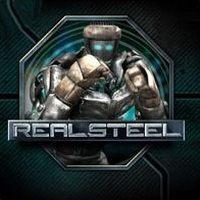 Okładka Real Steel (X360)
